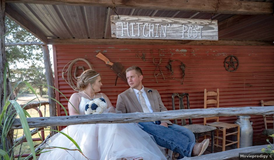 Chase and Talli's Wedding in Lampasas, Texas