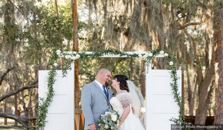 Karrie and Nathan's Wedding in Parrish, Florida