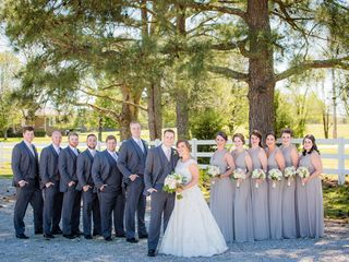 Haley and Matt's Wedding in Toney, Alabama 16