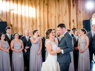 Haley and Matt's Wedding in Toney, Alabama 32