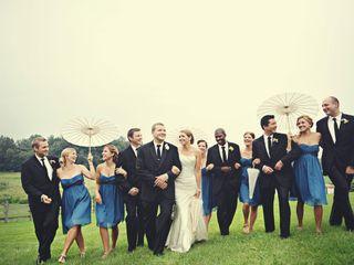 Sara and Trevor's Wedding in Ann Arbor, Michigan 6