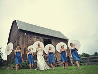 Sara and Trevor's Wedding in Ann Arbor, Michigan 5