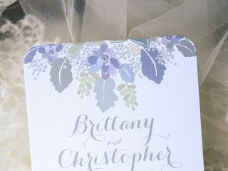 The wedding of Chris and Brittany 2