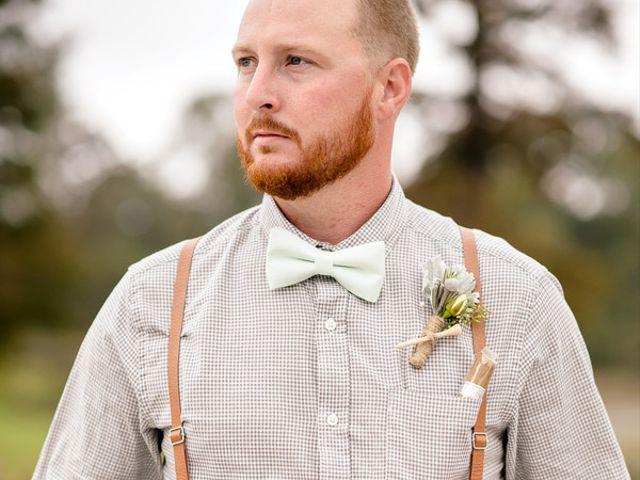 Brittany and Chris's Wedding in Suffolk, Virginia 4