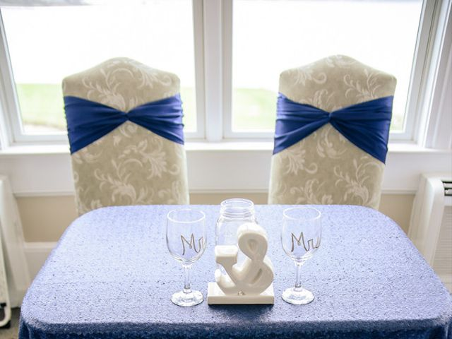 Brittany and Chris's Wedding in Suffolk, Virginia 15