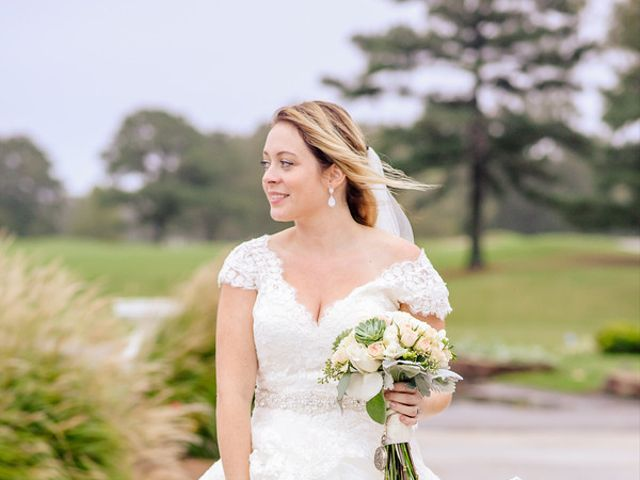Brittany and Chris's Wedding in Suffolk, Virginia 5