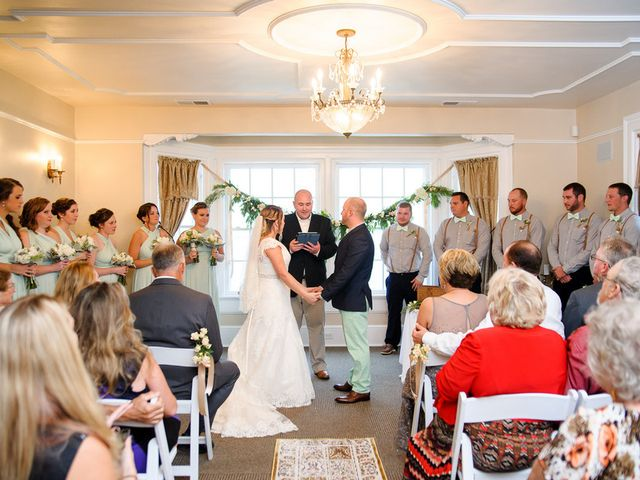 Brittany and Chris's Wedding in Suffolk, Virginia 8
