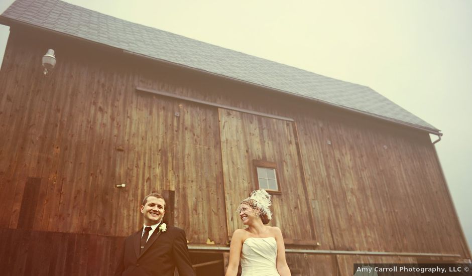 Sara and Trevor's Wedding in Ann Arbor, Michigan