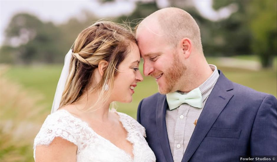 Brittany and Chris's Wedding in Suffolk, Virginia