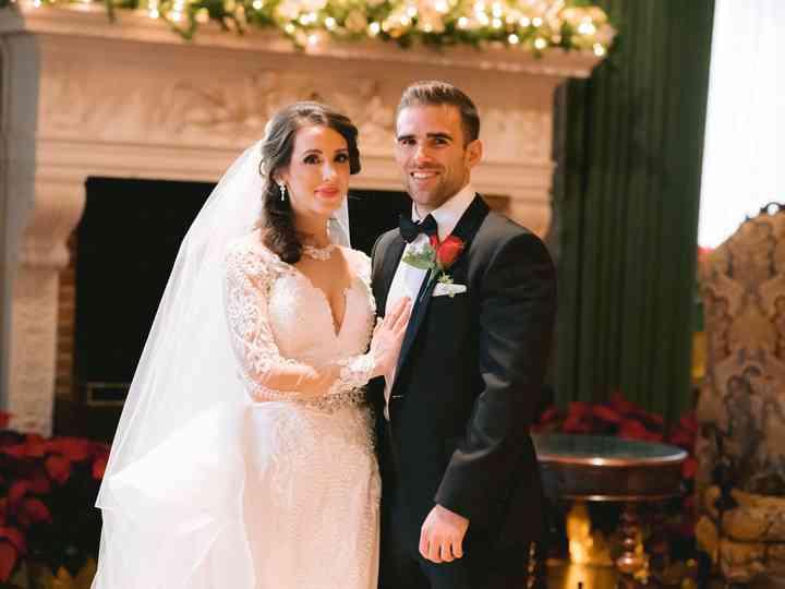 The wedding of Marissa and Alex