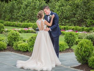 Sam and Natalie's Wedding in East Brunswick, New Jersey 3