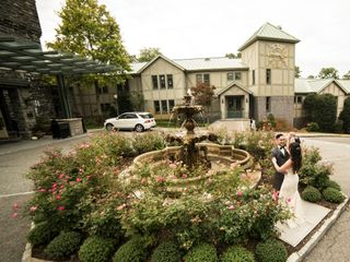 Diego and Kyla's Wedding in Tarrytown, New York 8
