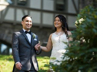 Diego and Kyla's Wedding in Tarrytown, New York 11