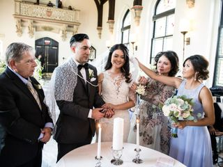 Diego and Kyla's Wedding in Tarrytown, New York 12