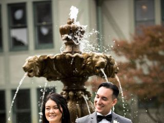 Diego and Kyla's Wedding in Tarrytown, New York 14