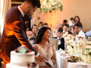 Diego and Kyla's Wedding in Tarrytown, New York 16