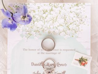 The wedding of Kevin and Danielle 3