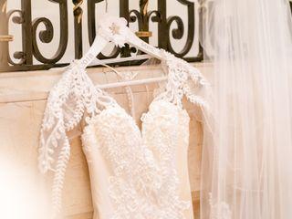 The wedding of Marissa and Alex 1