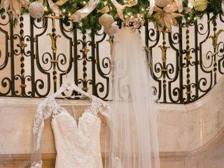 The wedding of Marissa and Alex 2
