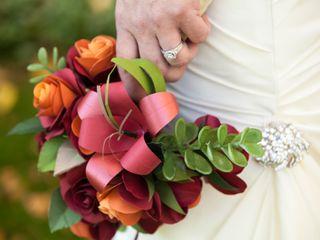 The wedding of Kori and Steph 1