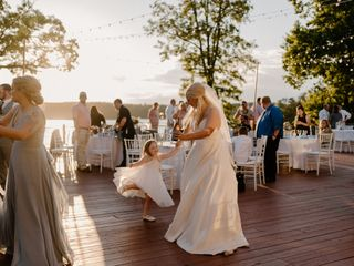 The wedding of Jessie and Evan 1