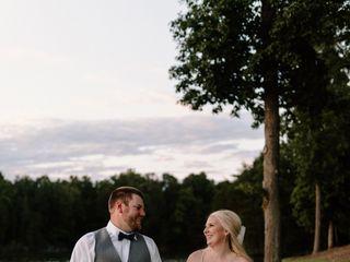 The wedding of Jessie and Evan 3