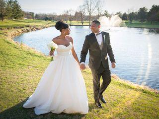 The wedding of Lauren and Ralph