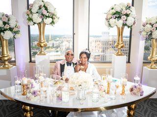 The wedding of Eshell and Orlando 3