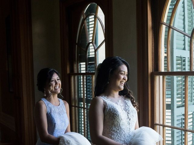 Diego and Kyla's Wedding in Tarrytown, New York 4