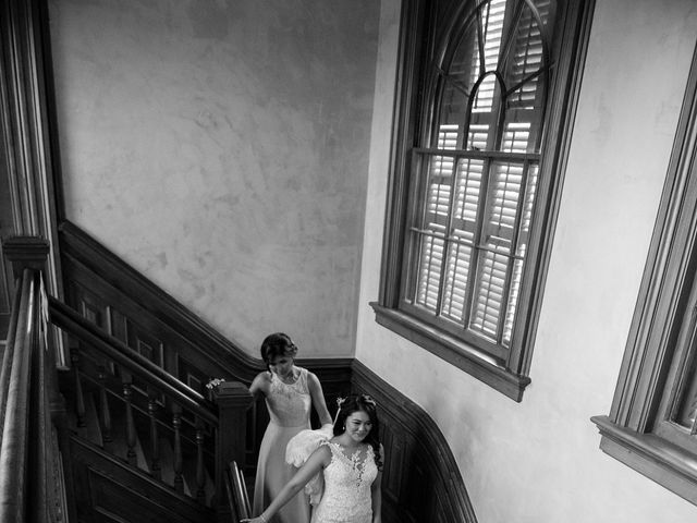 Diego and Kyla's Wedding in Tarrytown, New York 5