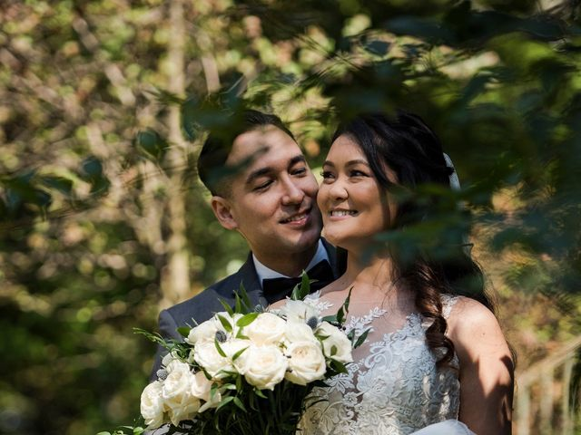 Diego and Kyla's Wedding in Tarrytown, New York 1