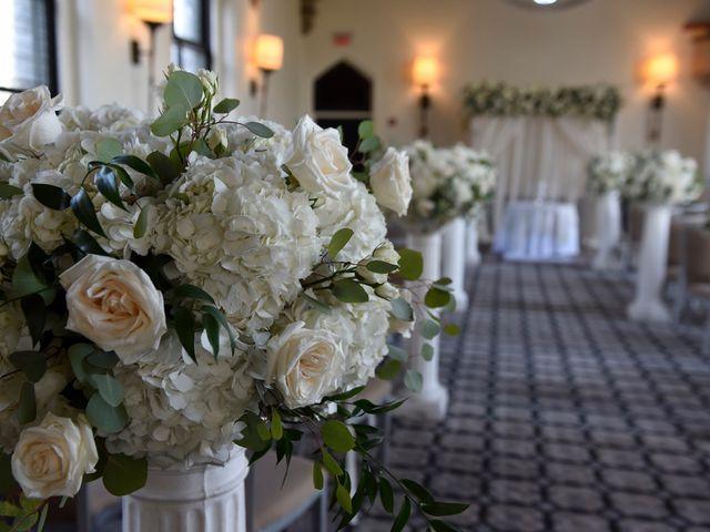 Diego and Kyla's Wedding in Tarrytown, New York 8