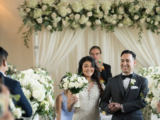 Diego and Kyla's Wedding in Tarrytown, New York 9