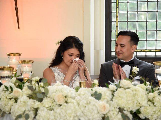 Diego and Kyla's Wedding in Tarrytown, New York 11