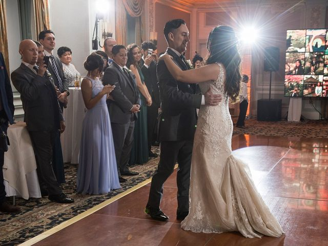 Diego and Kyla's Wedding in Tarrytown, New York 13