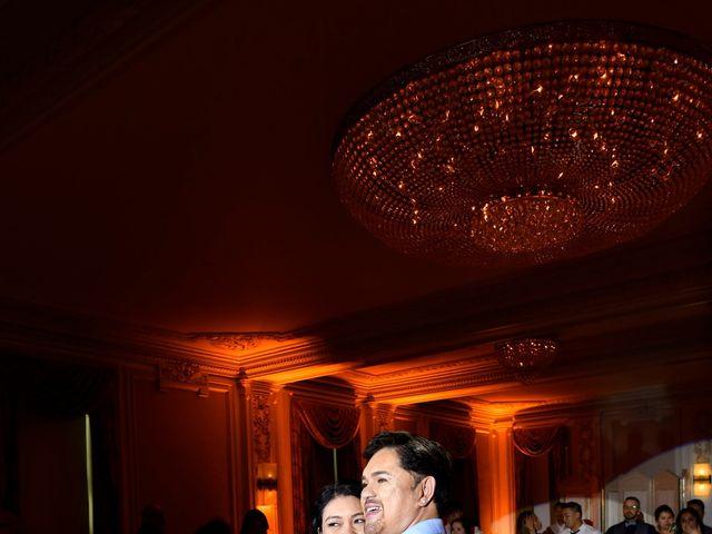 Diego and Kyla's Wedding in Tarrytown, New York 14