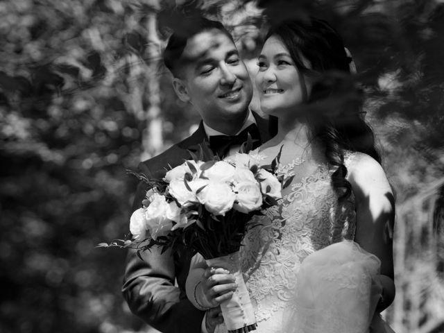 Diego and Kyla's Wedding in Tarrytown, New York 18
