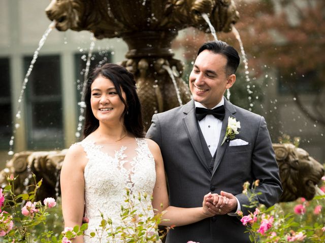 The wedding of Kyla and Diego
