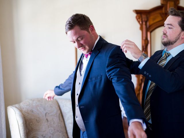 Kyle and Aly's Wedding in Boulder City, Nevada 8