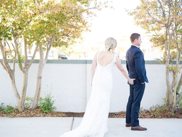 Kyle and Aly's Wedding in Boulder City, Nevada 11