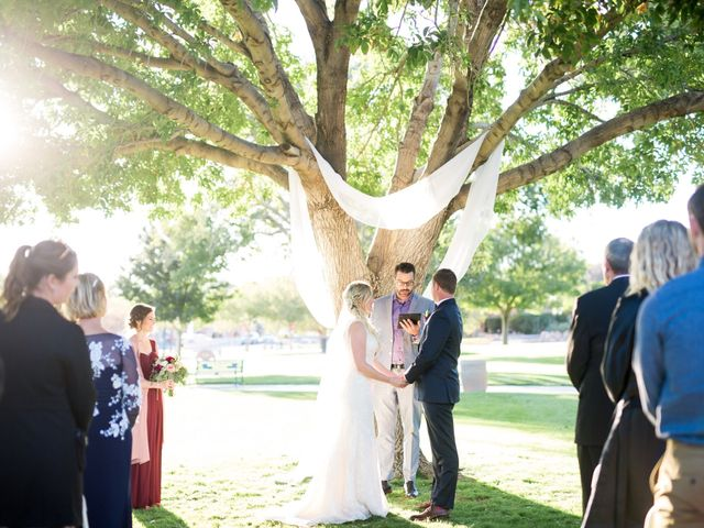 Kyle and Aly's Wedding in Boulder City, Nevada 27