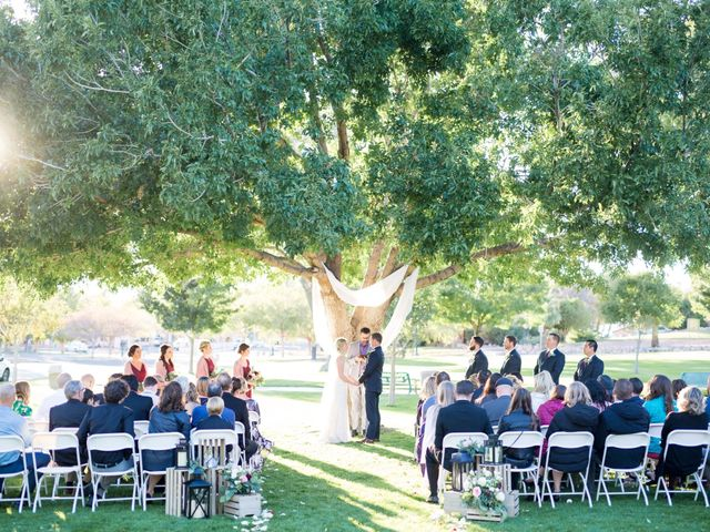 Kyle and Aly's Wedding in Boulder City, Nevada 28