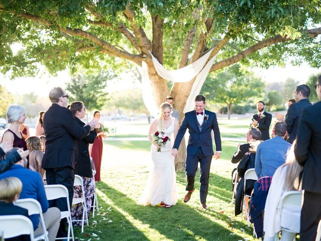 Kyle and Aly's Wedding in Boulder City, Nevada 31