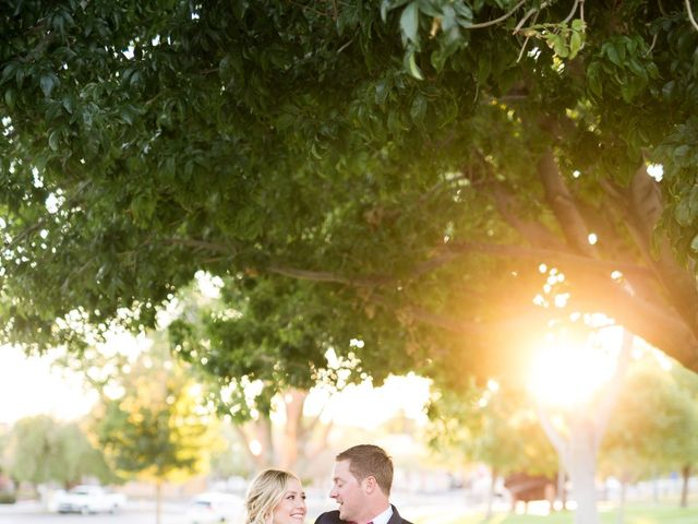 Kyle and Aly's Wedding in Boulder City, Nevada 2