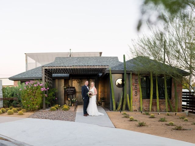Kyle and Aly's Wedding in Boulder City, Nevada 38