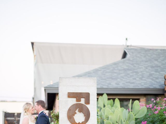Kyle and Aly's Wedding in Boulder City, Nevada 40