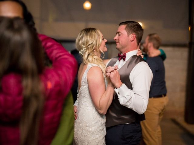 Kyle and Aly's Wedding in Boulder City, Nevada 46
