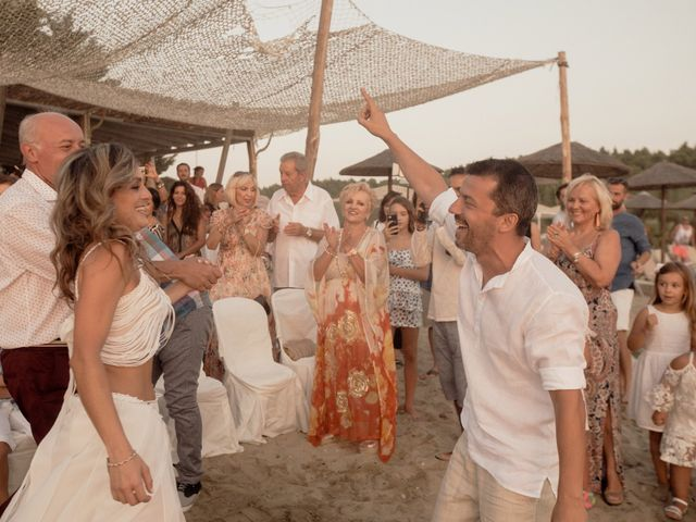 Evie and Thomas's Wedding in Thessaloniki, Greece 23