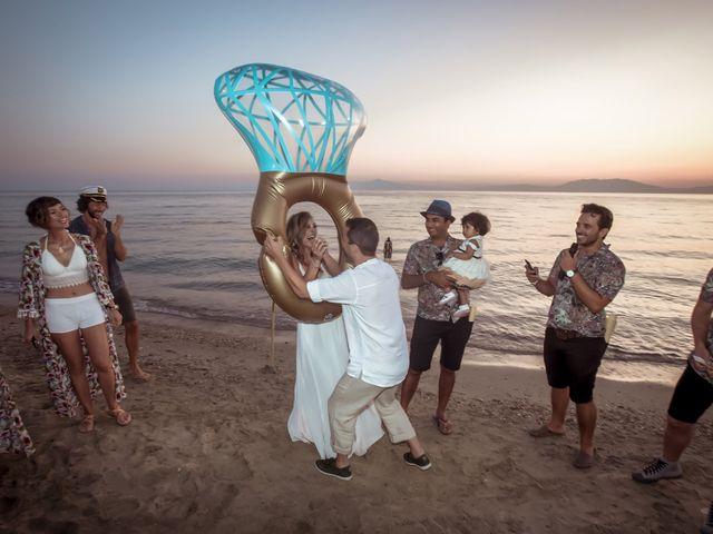Evie and Thomas's Wedding in Thessaloniki, Greece 26