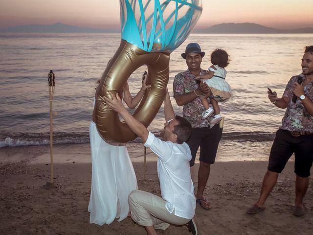 Evie and Thomas's Wedding in Thessaloniki, Greece 27